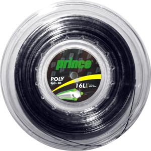 g_Poly Spin 3D Black 200m